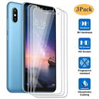 3Pcs For Xiaomi Mi 9T A3 Lite A2 F1 Mi 8 9 Lite Tempered Glass Screen Protector