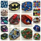 🇺🇸??Kids 60 Styles Face Mask 100% Cotton Double Layer Unisex Made in USA Unisex $8.99 USD on eBay