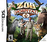 Zoo Hospital Nintendo DS Case And Manual Only