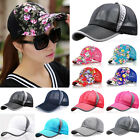Unisex Summer Golf Baseball Cap Outdoor Sport Mesh Sun Hats Gym Casual Running