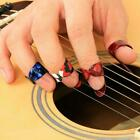 Professional Finger Protector Thumb Guitar Picks Guitar Plectrum Guitar X4b0