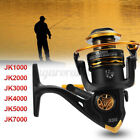 Left/Right Interchangeable 12BB Ball Bearing Saltwater Fishing Spinning Reel JK $23.98 USD on eBay