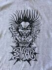 Sims Kevin Staab graphic lucero drawn graphic custom SKATEBOARD T-SHIRT image