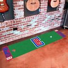Los Angeles Clippers 18 x 72 Golf Putting Mat on eBay