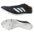 Adidas Adizero Prime SP Black/Red Mens Track and Field Spikes Sprinting CG3839
