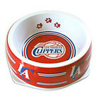 Officially Licensed Los Angeles Clippers Dog Bowl Food/Water Plastic Sporty K9 on eBay