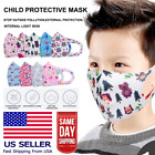 Toddler Kids Child Boys Girls Reusable Washable Cloth Fabric Face Mask Cover