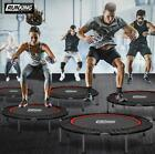 Folding Trampolines Indoor Round Trampoline for Jump Sports  Exercise Fitness  image