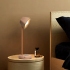 Simple LED Rechargeable Desk Lamp Touch Dimming Reading Eye Protection