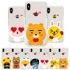 Kakao Friends Love Jelly Case for Samsung Galaxy A9 A7 A6 A8 2018/ Star Pro / A5