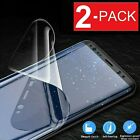 Внешний вид - 2-Pack HYDROGEL Screen Protector Samsung Galaxy S20 Ultra S10 S9 S8 Plus Note 20