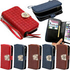Venecian Rose Dia Wallet Case for Samsung Galaxy S20 S20+ Ultra / S10 S9 S8 S7