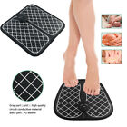 Electric EMS Foot Massager Pad Feet Muscle Stimulator Mat Relieve Ache Pain 463