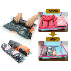 Vacuum Seal Waterproof Clothes Storage Packing Travel Organizer Pouch Bag 13us