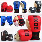 Supplies Boxing gloves Children/Adult Protection PU leather Sparring Sporting