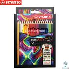 Stabilo Swans Arty Colour Pencils | Arts Craft Students Color Pencil | Hexagonal