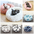 Dog Cat Pet Calming Bed Beds Large Mat Comfy Puppy Washable Fluffy Cushion Plush