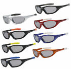 X-Loop Kids Boys Girls Sport Baseball Cycling Wrap Sunglasses UV Protect