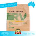 Rapid Supplements Rapid Vegan Plant Protein 1kg Gluten Free Organic Prana On