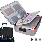 NEW Travel Storage Bag Electronics USB Charger Case Data Cable Organizer bag