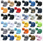 Fashion Under Armour Embroidered  Sun Hat Baseball Cap Stretch Fit CapFashion Un