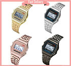 Casio Classic F-91W Watch Men Luxury Classic stainless and Waterproof image