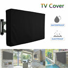 Home Outdoor Television Dustproof Protective Cover Hood Fit For 30'' to 32'' TV