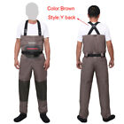 Fly Fishing Wader Pants Hunting Waterproof Chest Waders Clothes OverallsTrousers