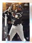 2020 Topps Chrome Base, Inserts, Parallels - Refractors, Prisms, Rookies, Stars