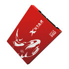 X-STAR Red 3D NAND 2.5 inch 7mm SATA III Internal SSD Solid State Drive