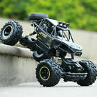 4WD RC Car Monster Truck Off-Road Vehicle 2.4G Remote Control Buggy