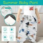 Children Diaper Skirt Shorts 2 in 1 Waterproof and Absorbent Anti-Mosquito Pants