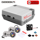 GeeekPi Nes3Pi Retro Game Case with Cooling Fan For Raspberry Pi 2B/3B/3B