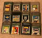 14 Gameboy Color Games - $2-$9 you pick
