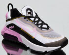 Nike Air Max 2090 GS Older Kids' White Pink Athletic Lifestyle Sneakers Shoes