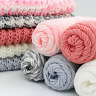 100g Soft Milk Chunky Yarn Cotton Scarf Wrap Knit Wool Thread Crochet Supply