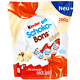 Kinder Schoko Bons WHITE Chocolate Candies - 200g - Limited Edition photo
