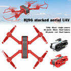Dual Cam RC Drone With Wifi FPV 4K HD Camera Foldable Arm RC Quadcopter Aircraft