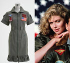 Top Gun Charlie Flight Dress Outfit Costume Cosplay Halloween Party Show Event