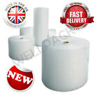 BUBBLE WRAP ROLLS SMALL - LARGE BUBBLES (ALL SIZE) PACKING STORAGE - FREE P&P