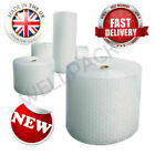 Small Biodegradable Bubble Wrap Thick Recyclable Clear White Rolls UK Free P&p