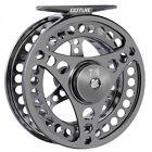 Fly Fishing Reel 3/4 5/6 7/8 9/10 Aluminum CNC-Machined Large Arbor Fly Reel