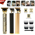 Professional Cordless Hair Clippers Trimmer Shaver Clipper Cutting Beard Barber