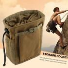Outdoor Military Waist Bag Tactical Molle Drawstring Magazine Dump Pouch