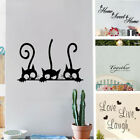 Diy Removable Word Art Vinyl Wall Stickers Mural Home Room Decal Decor English