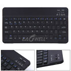 Rechargeable Wireless Keyboard Keypad For iOS Mac Android Windows + USB Charging