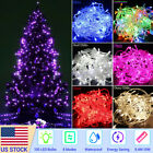 100-1000 LEDs Christmas Fairy String Lights Outdoor Indoor Xmas Party Lamp Decor