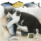 13 Electric Moving Cat Fish Shape Toy Automatic Flopping Fish Home Acces Gifts
