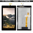 Replace For Amazon Fire 7 HD 2019 9th Gen LCD Touch Screen Digitizer Frame _US
