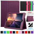 """For Apple iPad 8th Generation 10.2"""" 2020 Folio Leather Flip Stand Case Cover"""